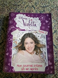 Disney Violetta Tome 2 journal