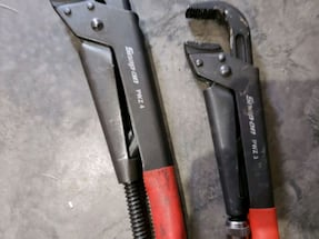snap on  pliers