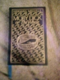 Antique moby dick colectors addition book Vienna, 22180