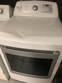 white Samsung front-load clothes washer Manchester, 03102