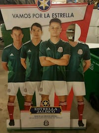 Collector's item this is from the 2018 FIFA World  Rio Rancho, 87124