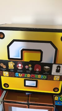 Super Mario Mystery Prize Pack New Great Falls, 22066
