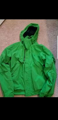 Spyder Lime Green Mountain Jacket  Hyattsville, 20785