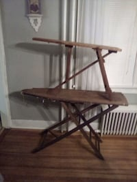 Antique ironing boards
