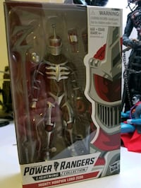 Hasbro power rangers lord zedd  Cliffside Park, 07010
