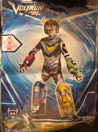 Voltron costume  costume pack used Carson, 90745