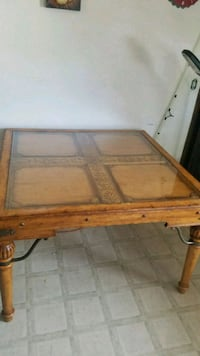 brown wooden table with drawer Green Bay, 54302