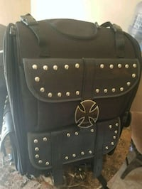 Motorcycle luggage $40... obo
