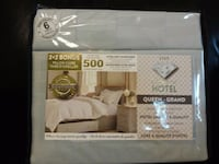 Queen sheet set- New unused  Waterloo, N2L 2G5