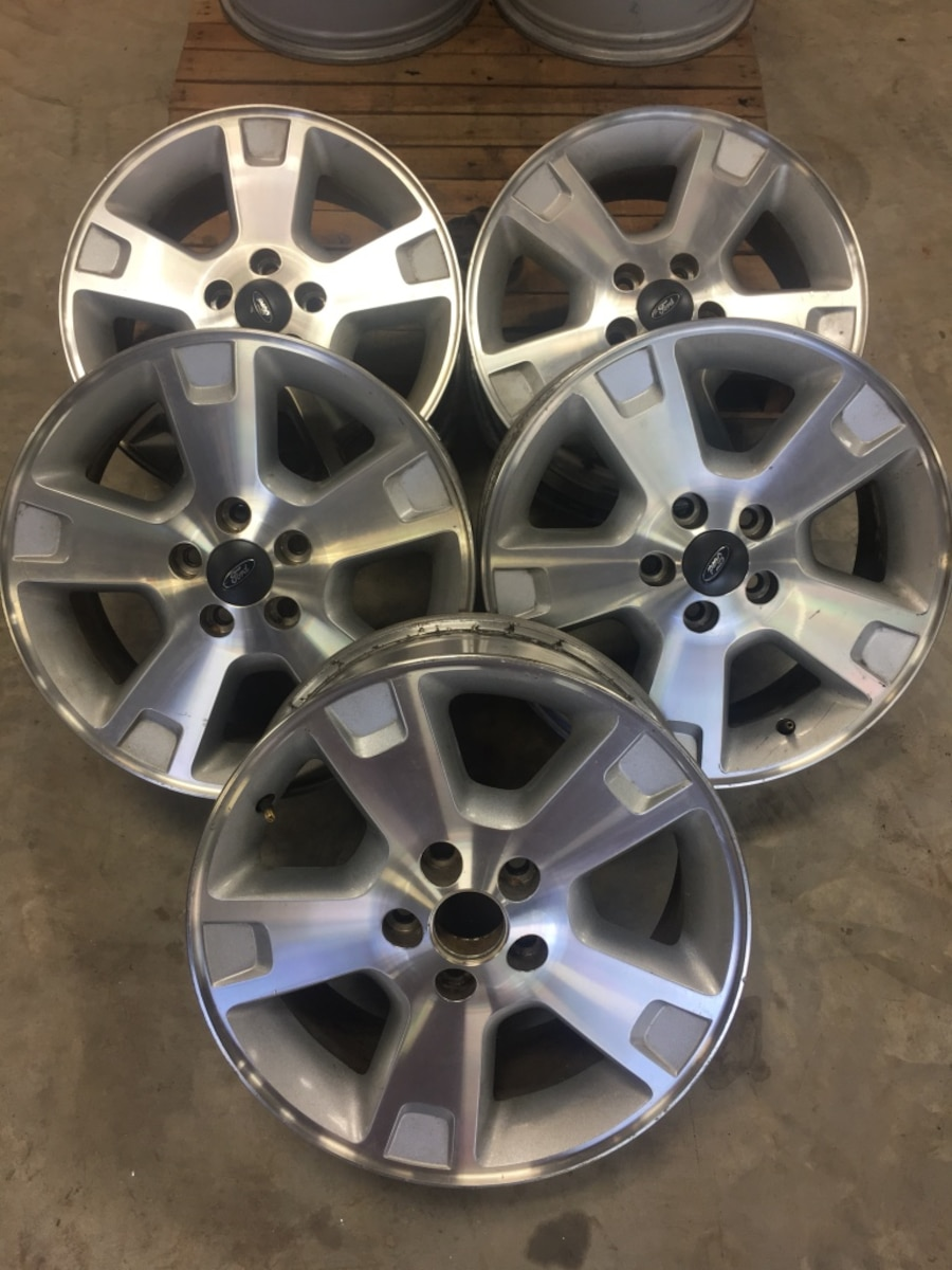 Used Ford Ranger Wheels : Used ford ranger wheel set in griffin