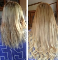 Professional and traveling hair extensions service Silver Spring, 20905