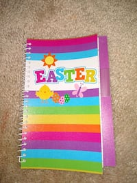 Easter Pocket Notebook Papillion, 68046