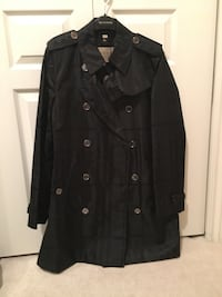 Brand new with tags authentic Burberry ladies jacket black. Size 10 Burnaby, V5G 1G1