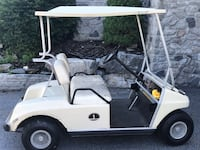 Electric Golf Cart Red Lion, 17356