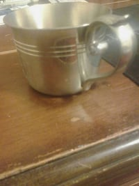 New antique  stainless steel cup