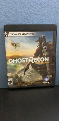 Ghost Recon Wildlands(Xbox one)