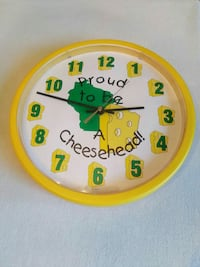 Packers Clock