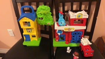 Fisher- price toy