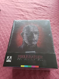 HellRaiser - The Scarlet Box - Blu-Ray Collection Toronto