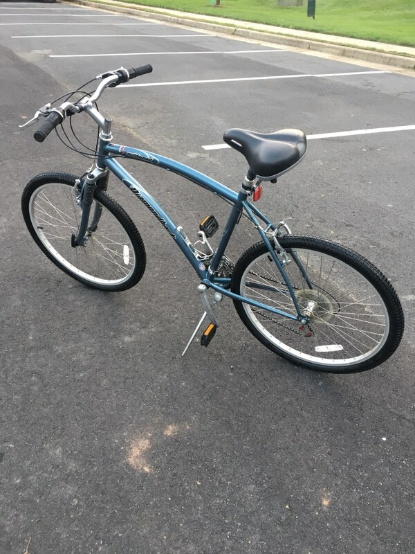 Bike Hybrid 26 like new $80