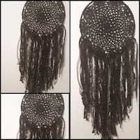 Hand-Made Large 8 inch Doiley Dreamcatcher  551 km