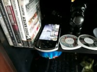 working PSP with 5 games