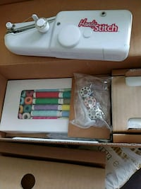 Hand held sewing machine. Brand new. Aberdeen, 21001