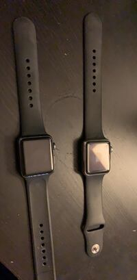 TWO APPLE WATCHES FOR PARTS. Silver Spring, 20903