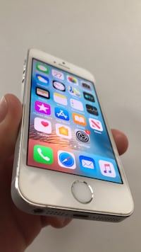 iPhone 5S - 16GB - Silver (AT&T, Cricket) Hanover, 17331