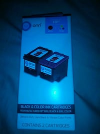 Black & color ink cartridges  Stone Mountain, 30087