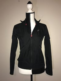 Women's Nike Zip Up Jacket (Black,XSmall) Milton, L9T 4K1