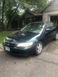 2000 Honda Accord Andover