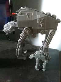STAR WARS BIG AND Small 2  AT-M6 WALKER 10 INCHES MOVEABLE LEGS Parkville, 21234