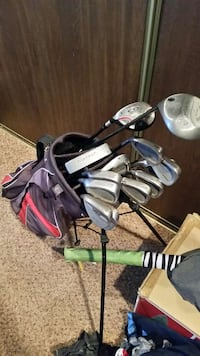 Left handed golf clubs  Wichita, 67207