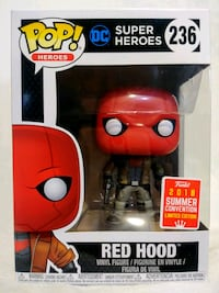 Funko Pop Red Hood 236 SDCC 2018 Modesto, 95357