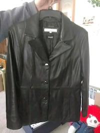 Leather coat Terre Haute, 47803