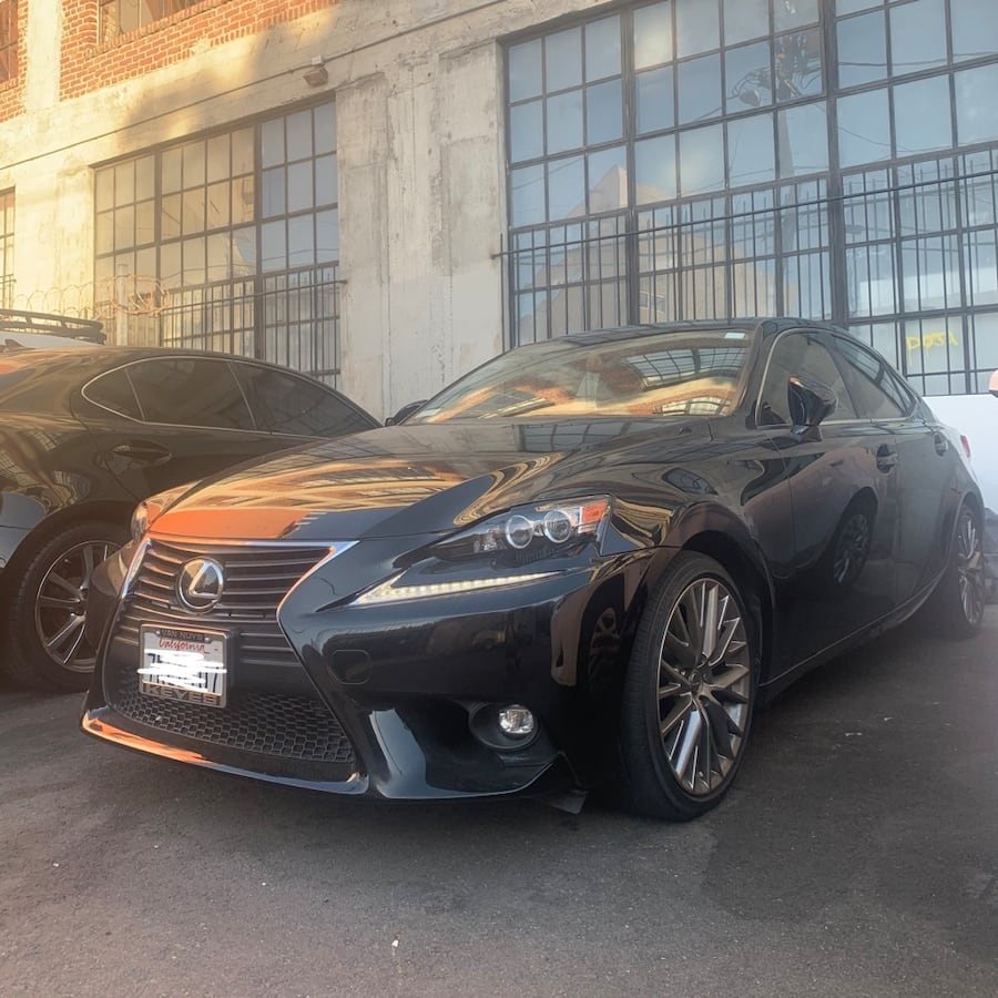 Lexus - IS - 2015 2