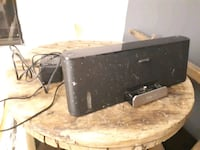 Personnal audio system SONY (ipod , iphone) Montréal, H1W 2W5