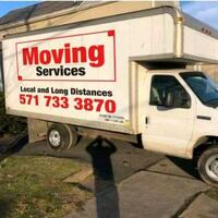 Moving services  Falls Church