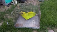 Rabbit cage. Pull out tray Brant, N0E