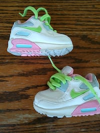 Size 3 c baby NIKE AIR MAX Louisville, 40208