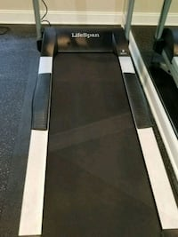 black and gray Pro-Form treadmill Falls Church, 22042