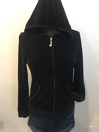 Brand new Juicy couture velour bling zip hoodie size M