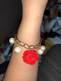 Beautiful red bracelet Brampton, L6V 3T5