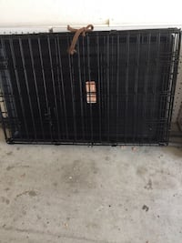 "DOG CRATE- 30x20x21""- like new Lake Forest, 92630"