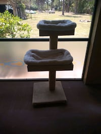 black and gray cat tree Fort Myers, 33919