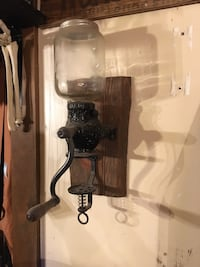 Vintage brown manual dispenser Winterstown, 17322