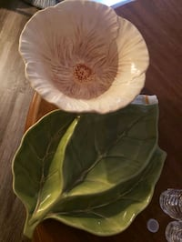Leaf and bowl set Middle River, 21220