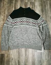 Chaps Sweater - Mens Large