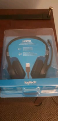 Logitech Headset/New Tarrytown